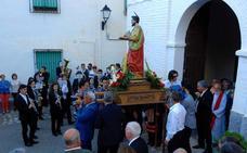 Carataunas celebra sus fiestas patronales en honor a San Marcos Evangelista