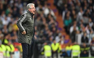Jupp Heynckes: «Hemos regalado otro gol al Madrid y eso fue decisivo»