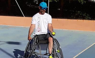 Almuñécar apuesta fuerte para ser la casa del tenis andaluz en silla