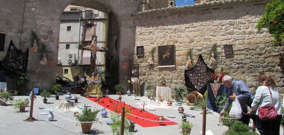 28 cruces de mayo engalanarán Jaén