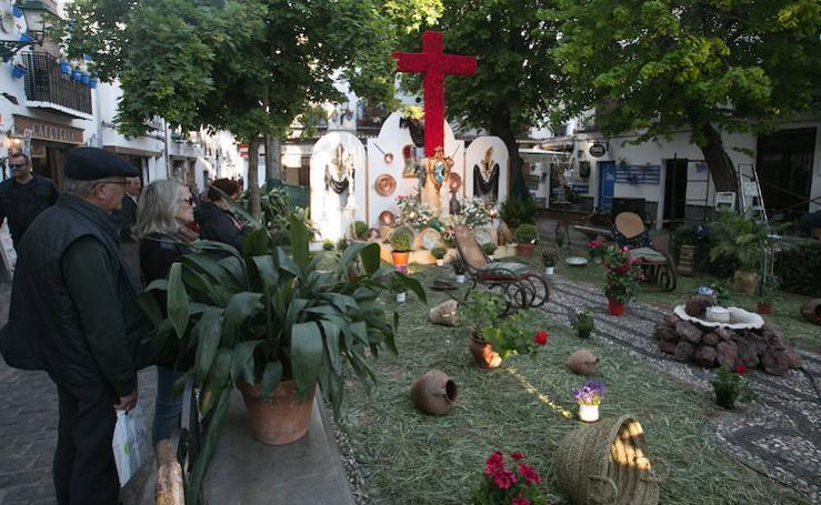 Las cruces premiadas de Granada que no te debes perder