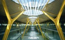 «El aeropuerto es ahora un hotel para vagabundos con wifi gratis, calefacción y baños»