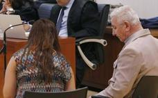 14 años de cárcel a un anciano por matar a bastonazos a su mujer