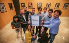 Alumnos de la Escuela de Arte Granada reivindican el legado morisco de la Alpujarra