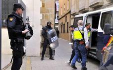 Seis detenidos más en la Estación Linares-Baeza en una redada de la Policía Nacional