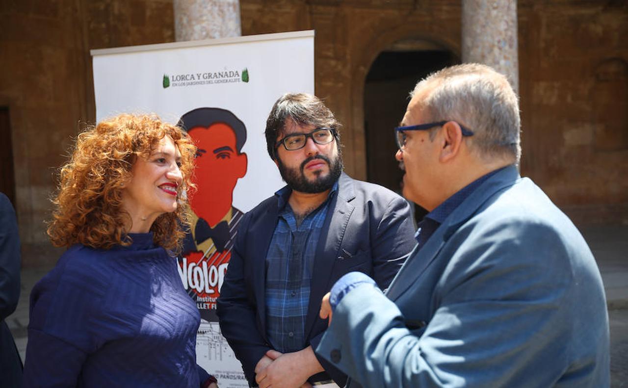 El Ballet Flamenco de Andalucía se cita con Federico en el Generalife