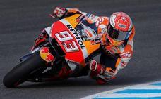 Honda aprieta en Jerez