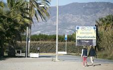 Playa Granada tendrá por primera vez servicio diario de limpieza este verano