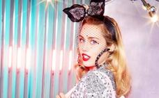 Así son las zapatillas de Miley Cyrus que puedes comprar en Bershka
