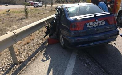 Siguen ingresados cinco de los 16 heridos del macroaccidente de Cuevas de Almanzora