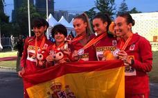 La granadina María Pérez logra la mejor posición española en el Mundial de China