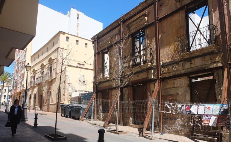 Un total de 113 viviendas del Casco Histórico se encuentran en un estado de degradación preocupante