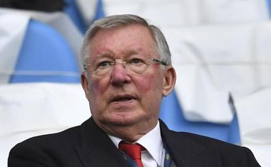 El estado de Alex Ferguson mantiene en vilo al fútbol británico