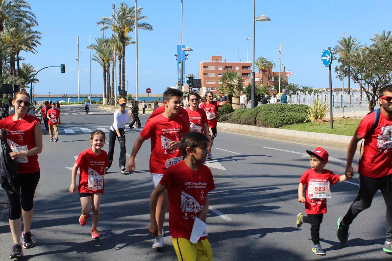Encuéntrate en la XVI Carrera de Cruz Roja Almería