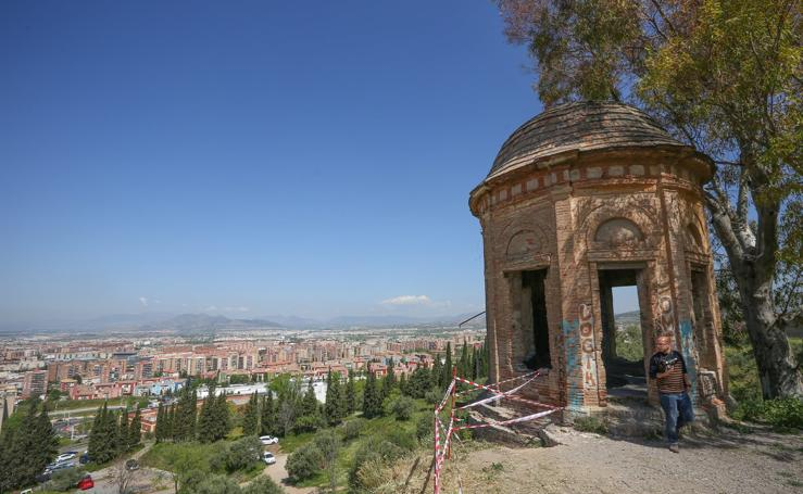 Granada recupera el Albercón del Moro como pulmón verde