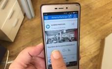 La app para votar el nombre de la biblioteca, ahora sí, activa