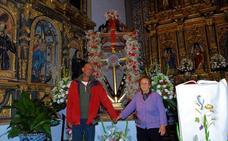 Pampaneira celebra a lo grande sus fiestas en honor a la Santa Cruz y a San Blas