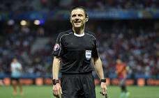 El serbio Milorad Mazic pitará la final de la Champions