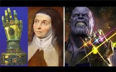¿Por qué relacionan a Santa Teresa de Ávila con Thanos y Los Vengadores?