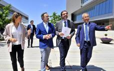Convenio entre la UJA y la Agencia de Puertos para la realización de prácticas