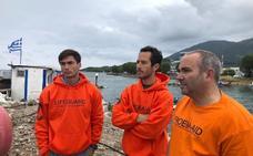 «Salvar vidas no es delito»: liberan a los bomberos españoles que rescataron a mil refugiados
