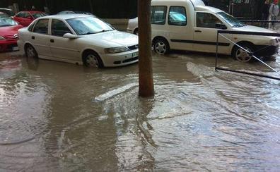 Las trombas de agua generan decenas de inundaciones
