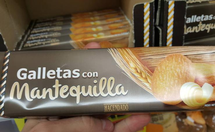 Las nuevas galletas que han revolucionado los supermercados Mercadona