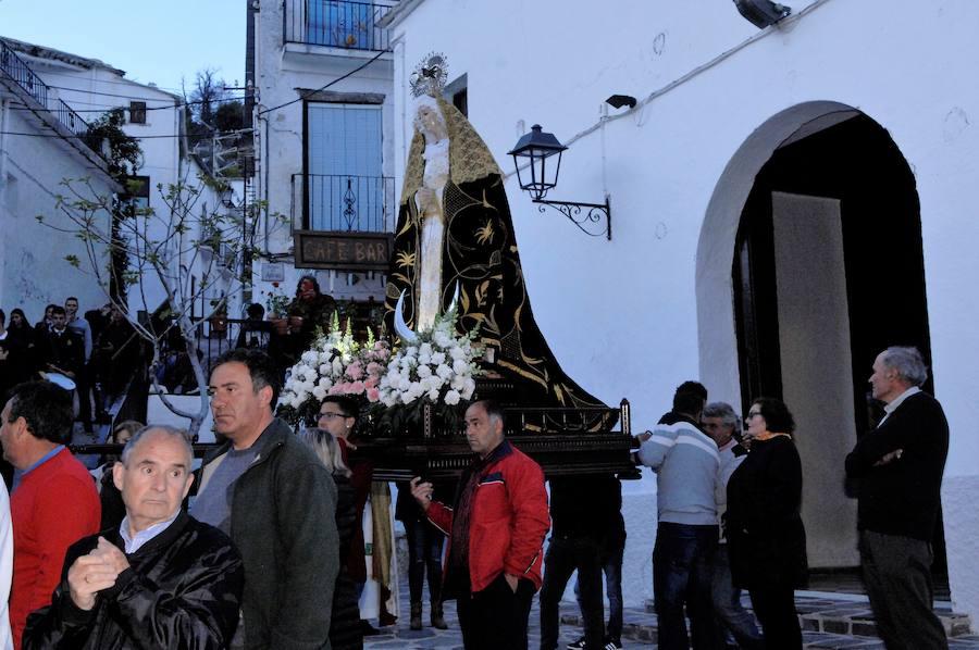 Fiestas de Busquístar en honor a San Felipe y Santiago