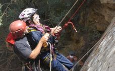 ANDA organiza un día de montañismo para niños con necesidades especiales