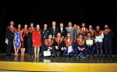 116 nuevos egresados en la Escuela Politécnica de Linares
