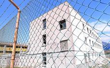 El Gobierno sigue con las obras del pabellón y Motril se las precintará
