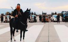 Un grupo de actores disfrazados de Daesh desatan el pánico en un centro comercial