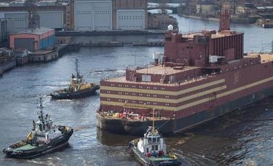 Construyen un 'Chernóbil' en mitad del mar: ¿qué consecuencias puede tener?