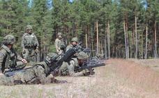 Plan de instrucción de combate de la Brigada 'Extremadura' XI en Viator