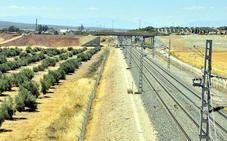 Abierta la línea ferrea en Vilches tras más de seis horas de incidencias