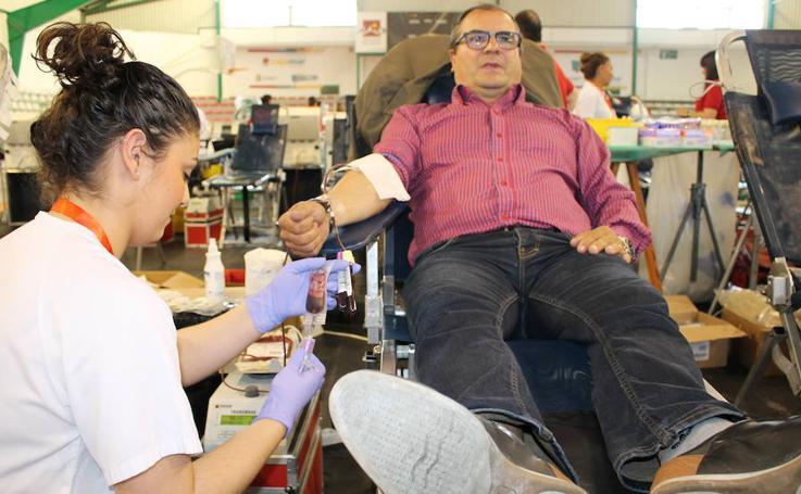 Las donaciones de plasma 'se acercan' a las de sangre