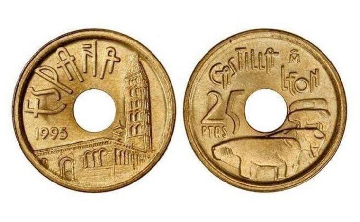 Las monedas de pesetas que pueden hacerte ganar un dineral