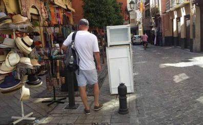 Granada contará con un nuevo servicio de recogida de electrodomésticos