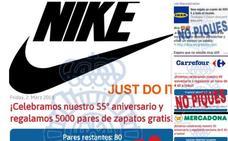 Valiosa advertencia de la Policía Nacional sobre Mercadona, Carrefour, Ikea y Nike para todos los españoles