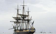 ¿Por qué llegan cientos de embarcaciones de época a España?