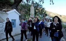 La banda de Cádiar alegra las fiestas de Tímar en honor al Señor de la Ascensión