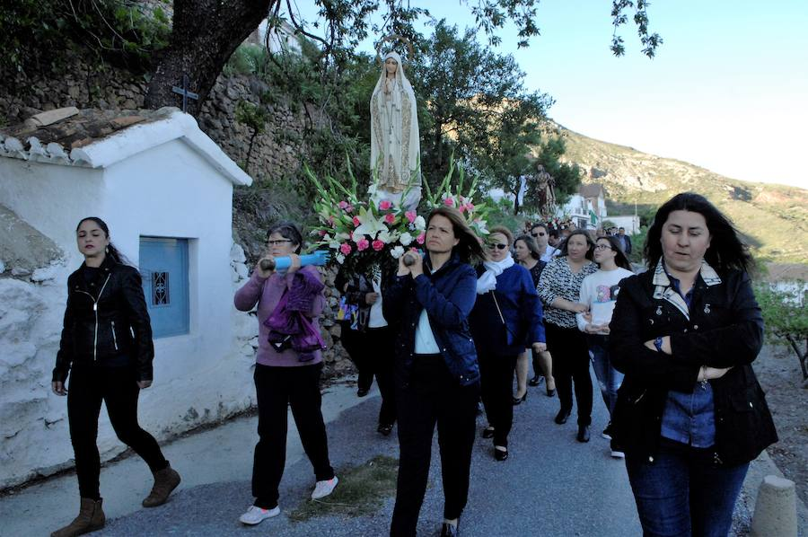 Fiestas de Tímar en honor al Señor de la Ascensión