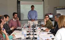 Diputación acoge un encuentro de proyectos europeos para mejorar la adaptación al cambio climático