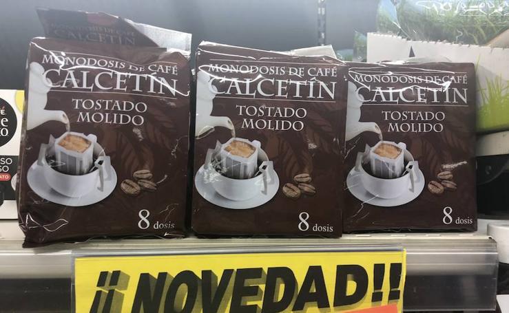El 'Café Calcentín' de Mercadona