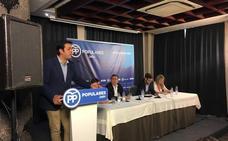 El PP jienense integra en su comité a los críticos que no se fueron