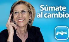 ¿Rosa Díez al PP? El polémico fake que divide a las redes #RosaDiezBienvenidaAlPP