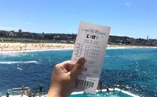 Gana dos veces la lotería en una semana y dice que es «gracias a Dios»