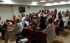 Los médicos de Urgencias del Hospital de Motril denuncian a la Fiscalía la «crítica» situación de falta de médicos