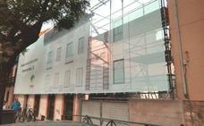 El alcalde de Los Villares defiende que el Palacio Vizconde no se ha inaugurado antes porque no estaba pagado
