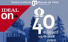 Únete a IDEAL ON+ y te regalamos dos entradas para el concierto por el 40 aniversario del Manuel de Falla